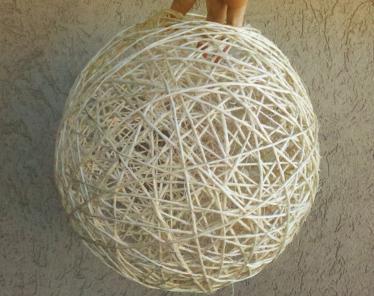 шарики из сизаля