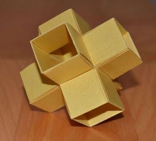 оригами шары кусудамы