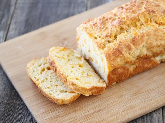 рецепт хлеба без дрожжей на кефире