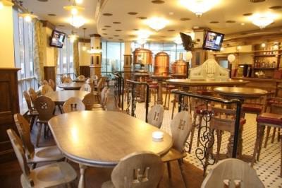 Рестораны и кафе Калининграда