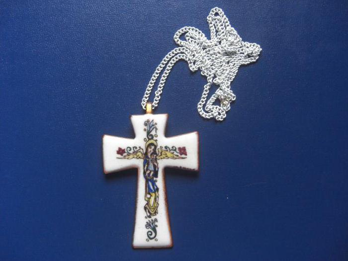крестик с масонским знаком