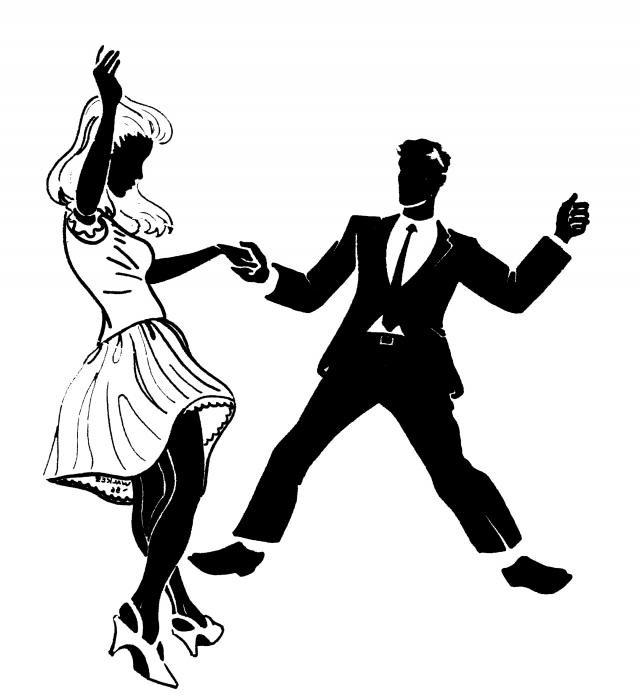 сон танец со знакомым