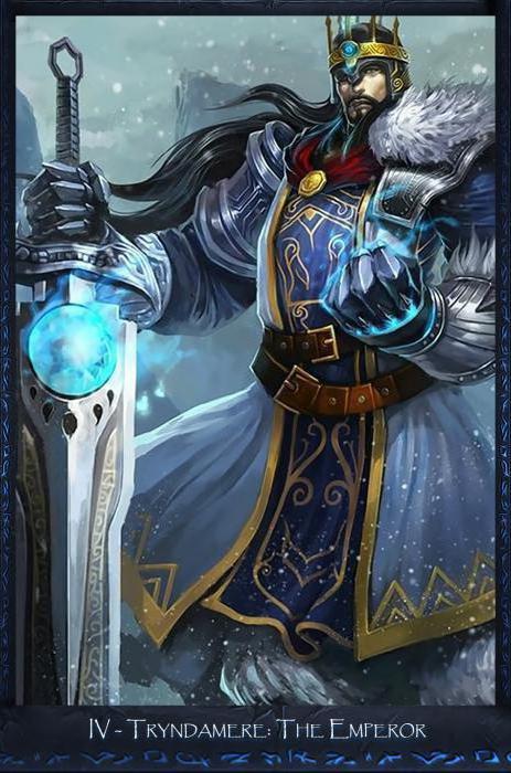 Аркан Император (Таро): значение в раскладе