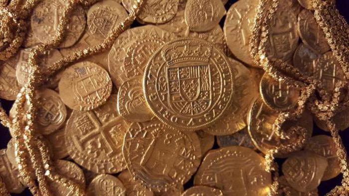 к чему снятся старинные золотые монеты