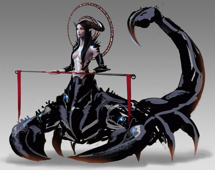 женщина под знаком дракон