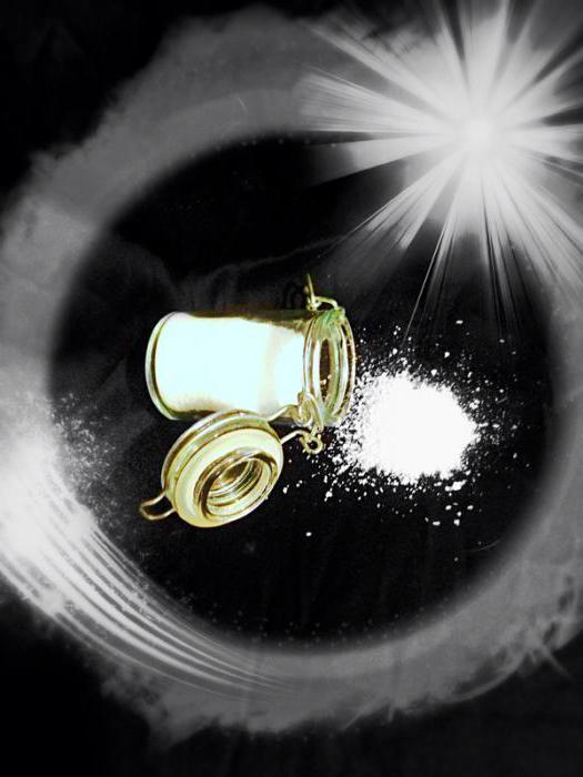 приворот с помощью соли