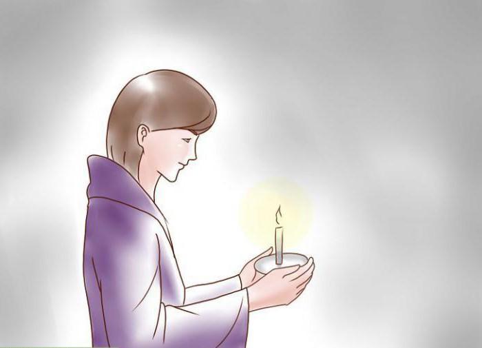 как сделать приворот на соль
