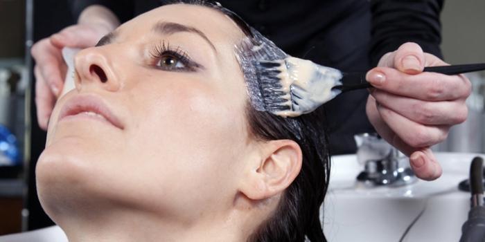 красить волосы сонник