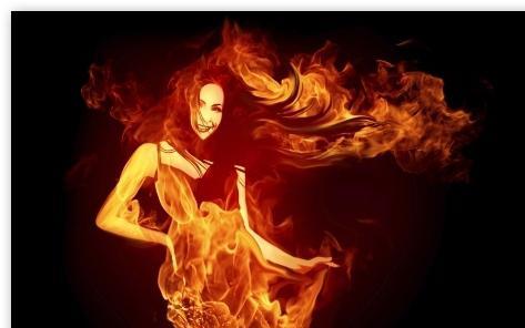 К чему снится пожар женщине