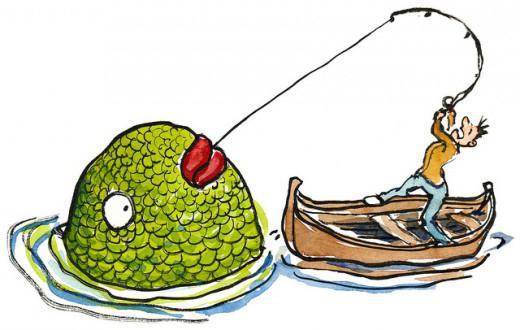 сонник что означает ловить рыбу