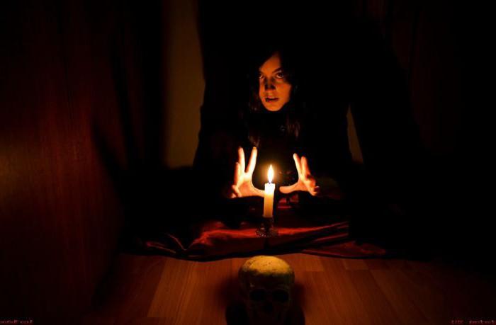 черная магия заклинания приворот на женщину