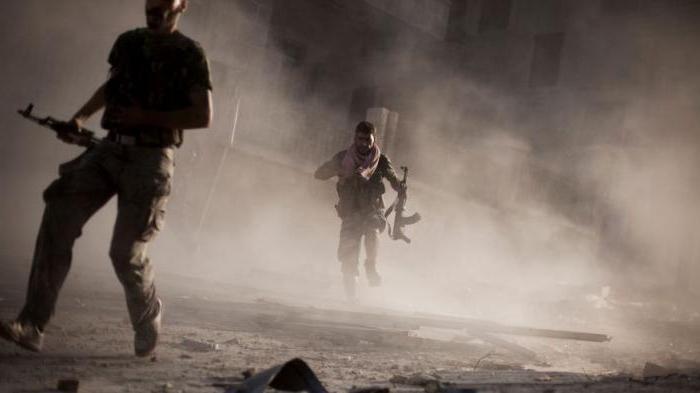 Конфликт, меняющий мир: многоуровневые бои в Сирии