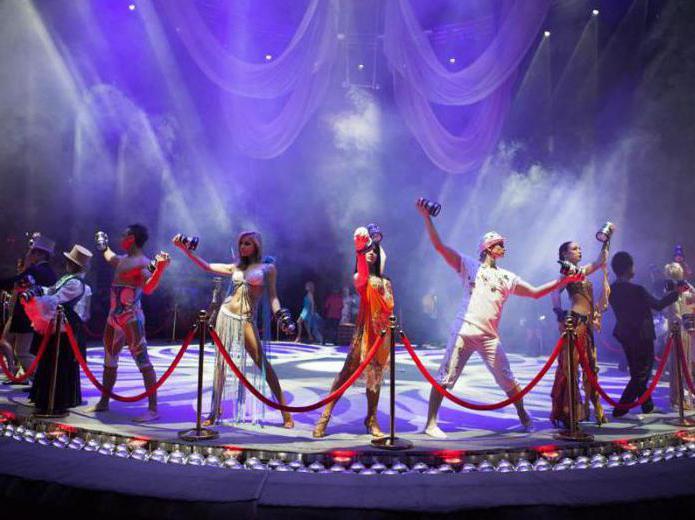 новогодний цирк в кисловодске