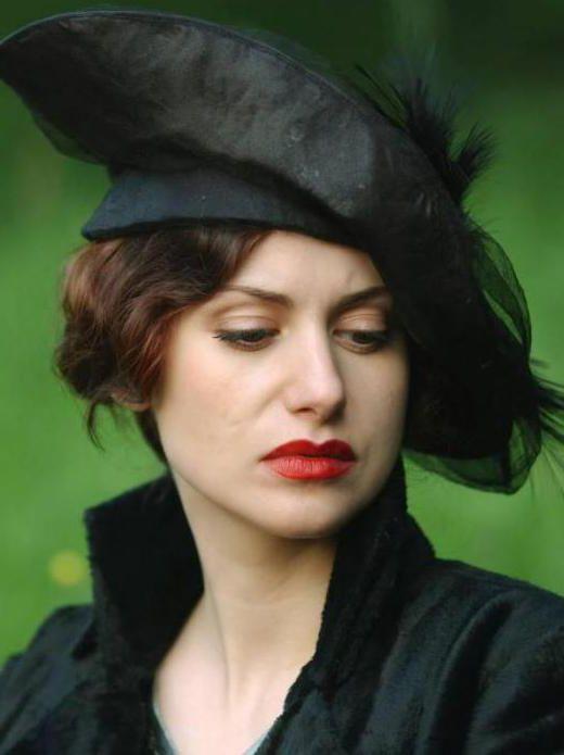 мария швецова актриса