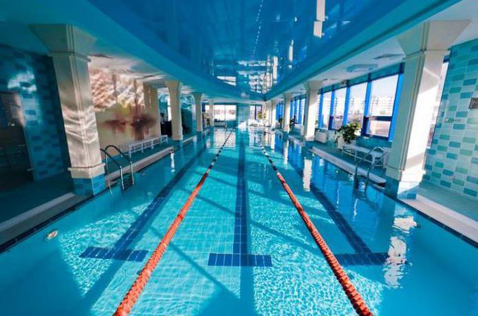 фитнес хаус на ладожской бассейн