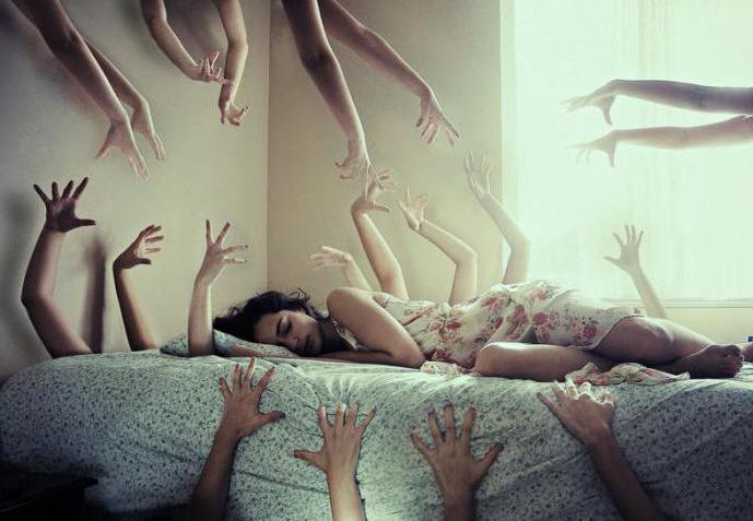 к чему снятся страшные сны при беременности