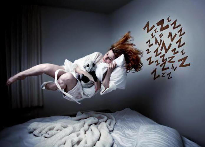 страшные сны
