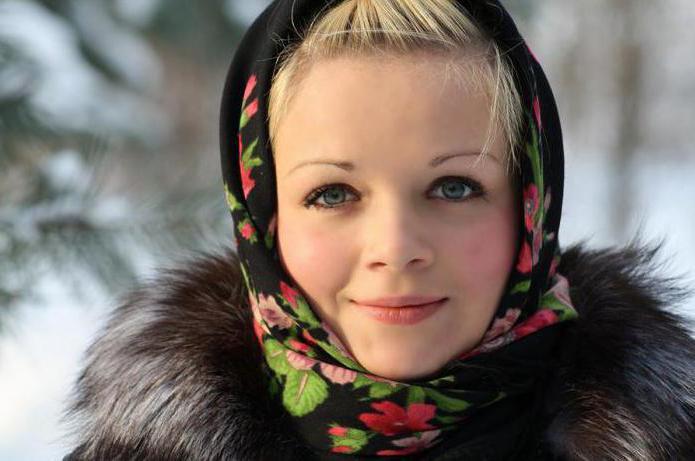 обычные фото русских женщин