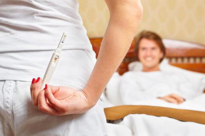 После зачатия первый день: симптомы беременности и изменения в организме