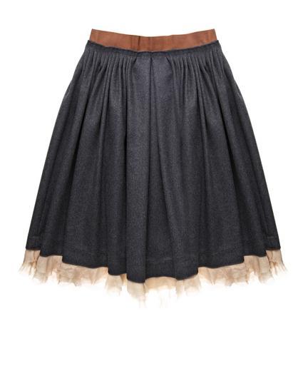 Как погладить плиссированную юбку