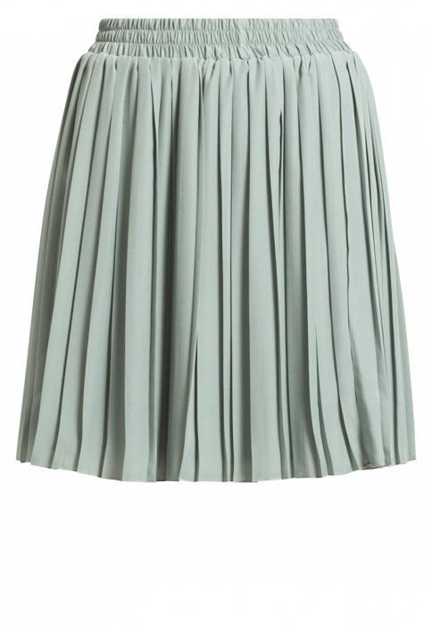 Как погладить юбку
