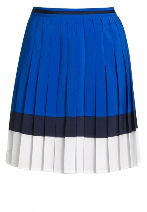 Как погладить юбку плиссе