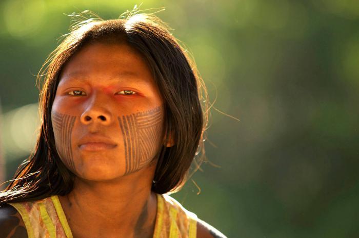 Охота и секс в диких племенах древних амазонок
