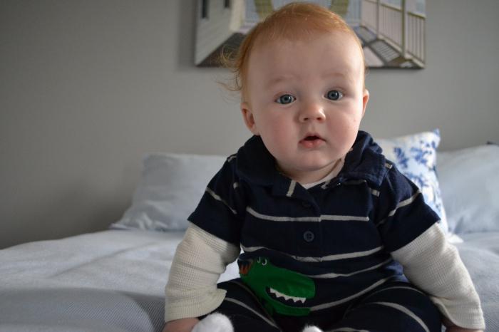 Что должен уметь ребенок к 5 месяцам