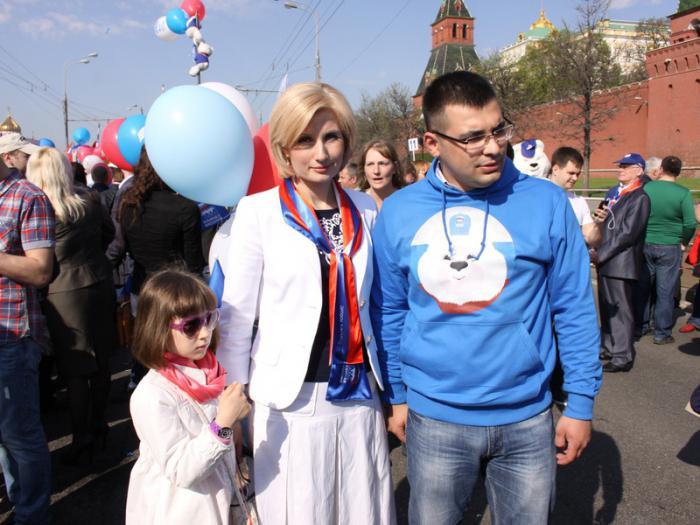 1 мая праздник в россии
