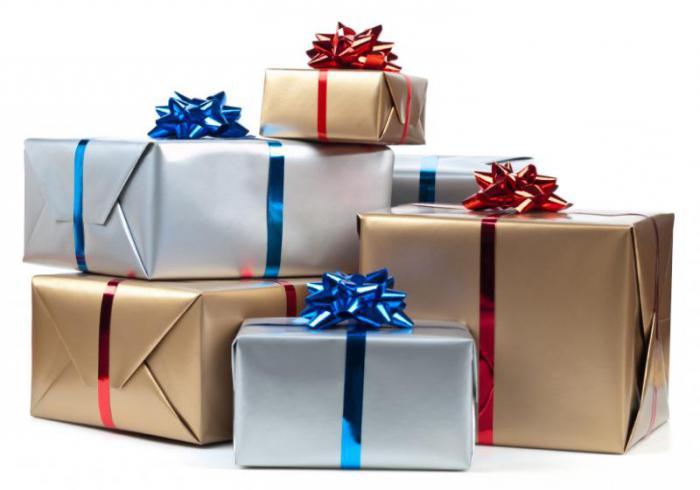 Выбираем подарки на 23 159