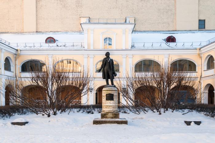 музей мойка 12