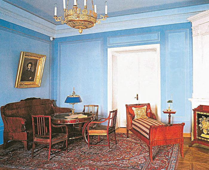 музей пушкина спб мойка 12