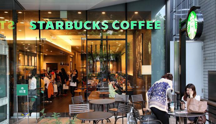 кофейни старбакс появились в штате