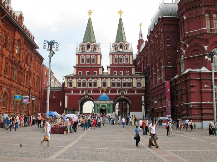 Кремль на майнкрафт