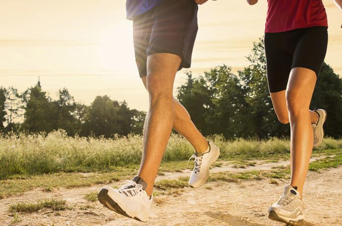 польза и вред бега для женщин