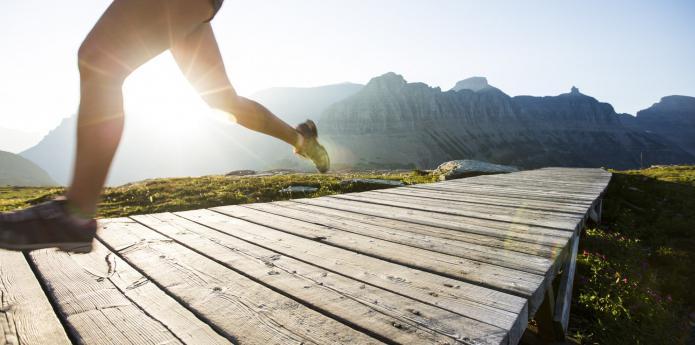 польза бега для организма женщины