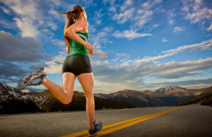 польза бега для женщин по вечерам