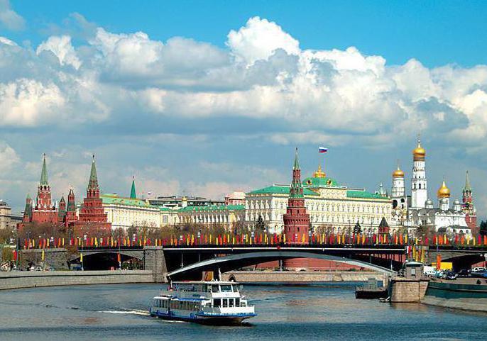 Москва, речной трамвай: отзывы и фото
