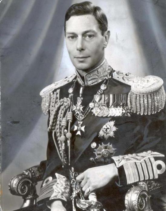 Повелитель Великобритании Георг 6. Биография и правление короля…
