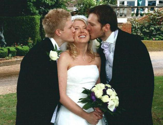 поздравление на свадьбу сестре от брата
