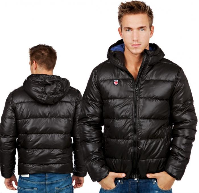 куртки на синтепоне мужские зимние