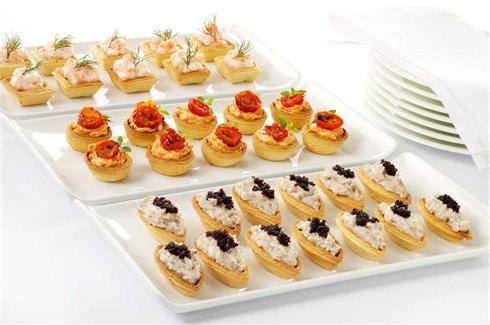 канапе рецепты с фото на свадьбу