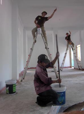 Ремонт своими руками потолок панели