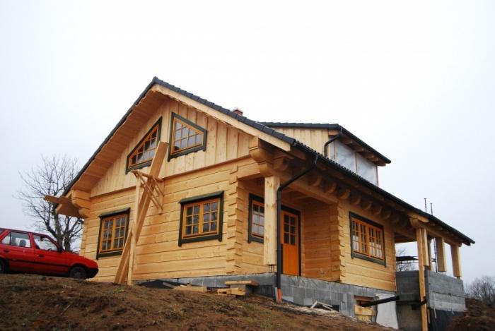 дом из бруса проекты