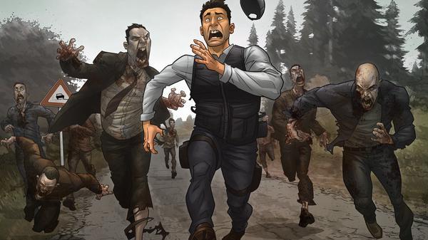 Стрелялки где зомби