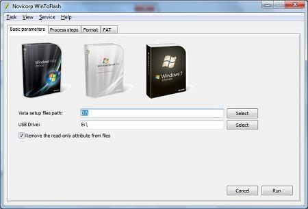 программы для записи образов на флешку