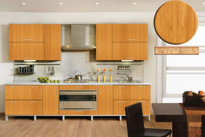 цвет фасадов для кухни