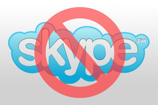 «Не могу зайти в «Скайп». Вероятные предпосылки и их решение