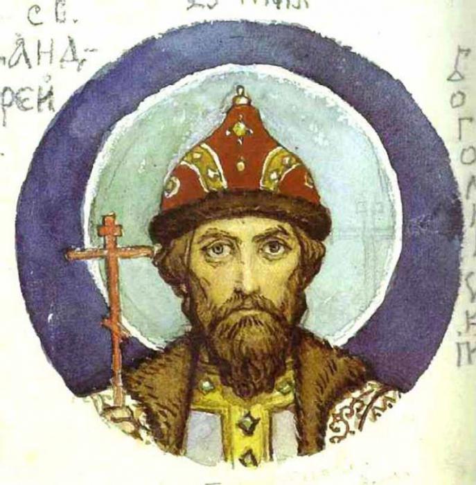 Андрей боголюбский картинка