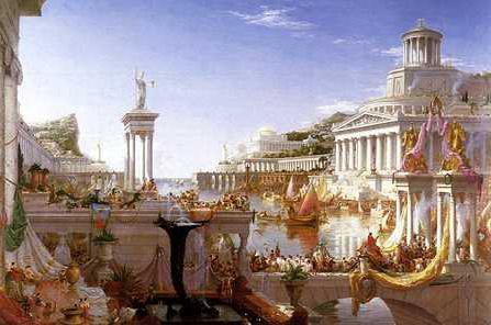 основные этапы развития древней греции